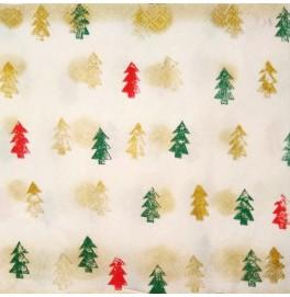 Салфетки 3-слойные, бумажные DecoPrint, размер 33 х 33 см, 20 штук