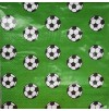 Салфетки 3-слойные, бумажные DecoPrint, Футбол  размер 33 х 33 см, 20 штук
