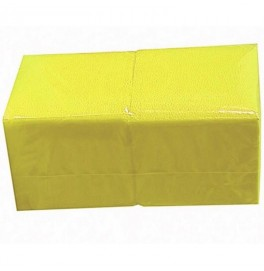 Салфетки 1-слойные, бумажные Duni Tissue, цвет: Киви, размер 33 х 33 см, 500 штук  Акция!
