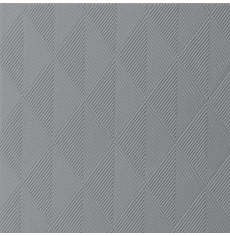 Салфетки бумажные ELEGANCE CRYSTAL 40х40 см, цвет: Серый гранит, размер 40 х 40 см, 10штук