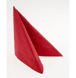 Салфетки бумажные Duni Classic, цвет: Красный, размер 40 х 40 см, 4-х слойные, 50 штук