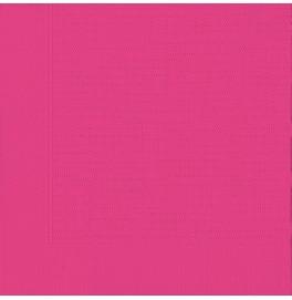 Салфетки бумажные Duni Classic, цвет: Фуксия, размер 40 х 40 см, 4-х слойные, 50 штук