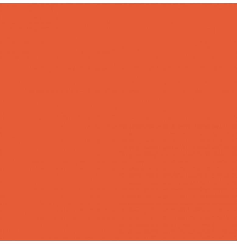 Салфетки бумажные Dunilin, цвет: Терракот, размер 40 х 40 см, 50 штук
