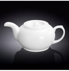 Заварочный чайник Wilmax. Цвет: белый
