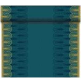 Скатерть – дорожка DUNICEL. Размер: 0,4 х 24 м. Дизайнерская. Цвет: EMPIRE ,  1 штука