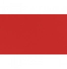 Скатерть (наперон) DUNICEL 84 см х 84 см, однотонные. Цвет: Красный. 1 штука