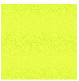 Скатерти (наперон) 84 см х 84 см, дизайнерские с водостойким покрытием. Цвет: LINNEA KIWI