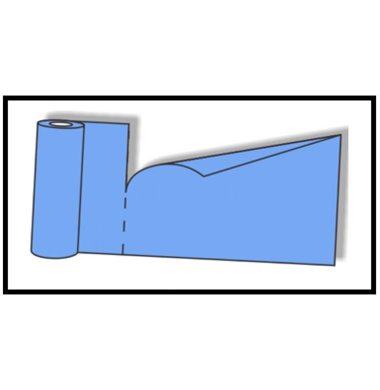 Скатерть – дорожка DUNICEL. Размер: 0,4 х 24 м. Однотонная цветная. Цвет: Тёмно-зелёный. 1 штука