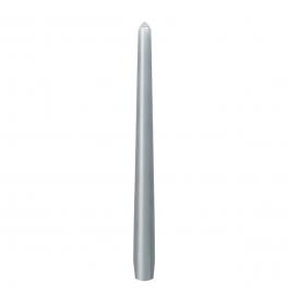 Свеча Aнтичная 250х22 мм. Цвет: серый гранит; 1 шт