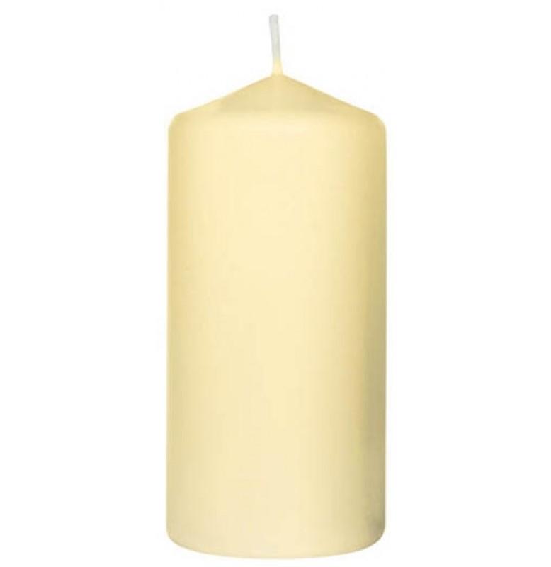 Свеча PILLAR 100х50 мм. Цвет: ваниль; 1 шт