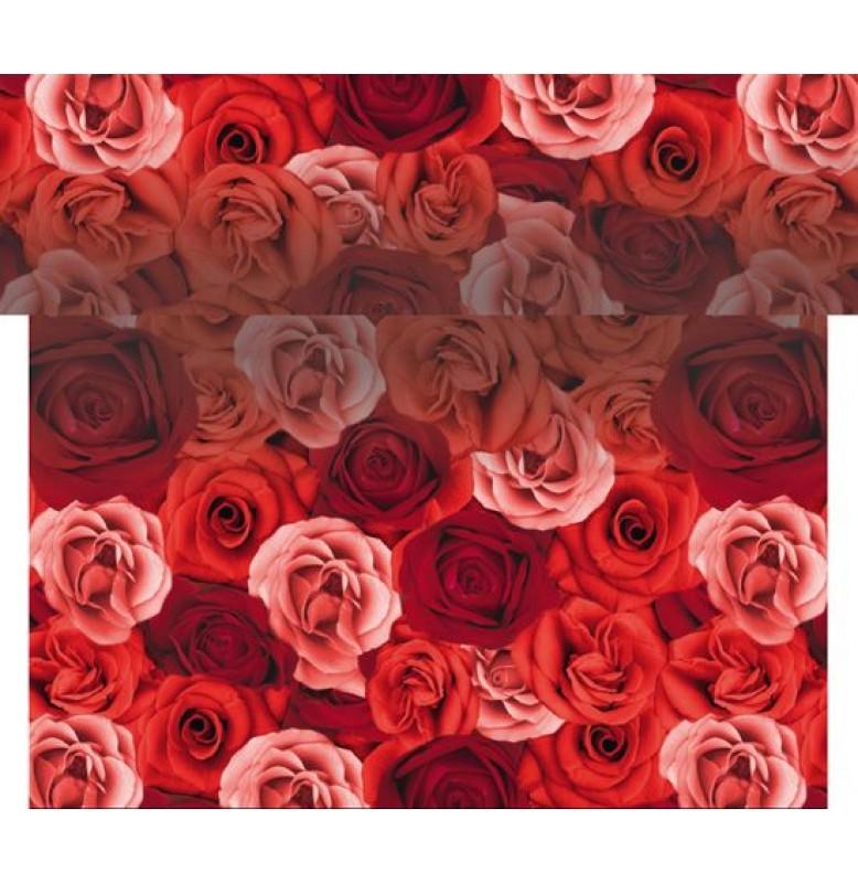 Скатерть – дорожка DUNICEL дизайнерская. Размер: 0,4 х 4.8 м. Цвет: ROMANS. 1 штука