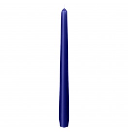 Свеча Aнтичная 250х22 мм. Цвет: темно-синий; 1 шт