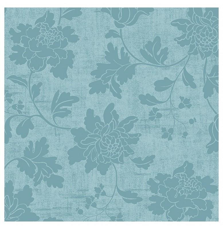 Салфетки 3-слойные, бумажные Duni Tissue, дизайнерские. Цвет: VENEZIA PAST, размер 24 х 24 см, 20 штук