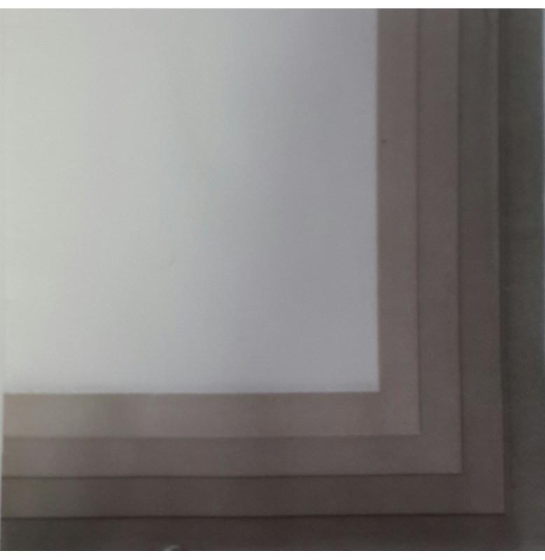 """Салфетки бумажные, цвет : """"Капучино"""", размер 40х40, 20 штук"""