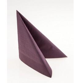Салфетки бумажные Duni Classic, цвет: Слива, размер 40 х 40 см, 4-х слойные, 50 штук