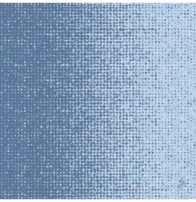 Салфетки бумажные Dunilin, цвет: Джинс, размер 40 х 40 см, 12 штук