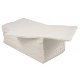 Салфетки бумажные Dunisoft, цвет: Белый, размер 40 х 40 см, 1/8 сложения, 60 штук