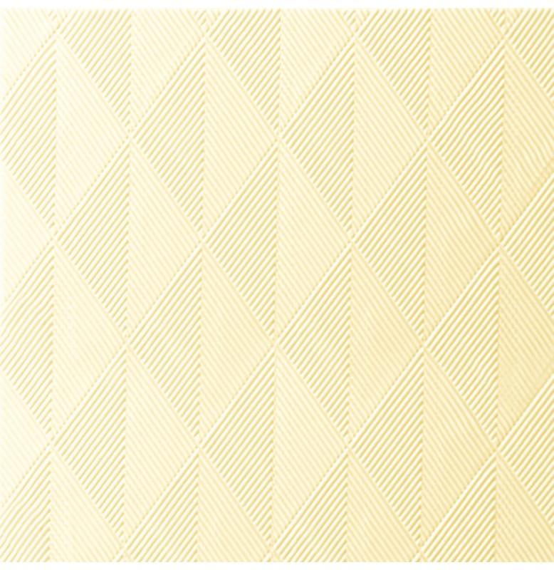 Салфетки бумажные ELEGANCE CRYSTAL 40х40 см, цвет: Ваниль, размер 40 х 40 см, 40 штук