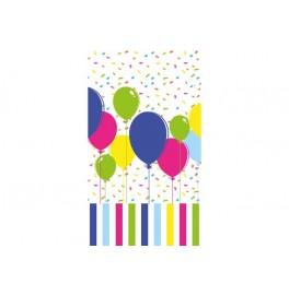 Скатерть детская 120x180 см. Цвет: BALLOONS AND CONFETTI. 1 штука