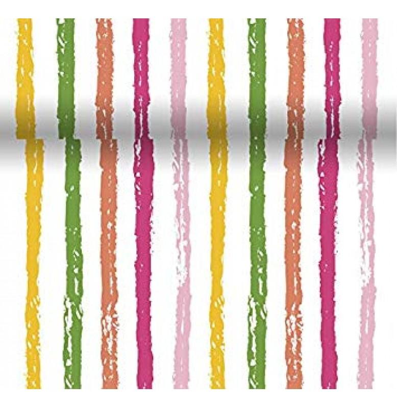 Скатерть – дорожка DUNICEL дизайнерская. Размер: 0,4 х 4.8 м. Цвет: BAHAMAS STRIP, 1 штука