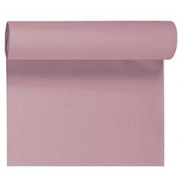 Скатерть – дорожка DUNICEL. Размер: 0,4 х 24 м. Однотонная цветная. Цвет: Нежно-лиловый, 1 штука