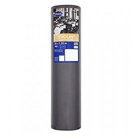 Скатерть – дорожка EVOLIN. Размер: 0,4 х 24 м. Однотонная цветная. Цвет: Серый гранит. 1 штука