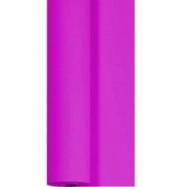 Скатерть DUNICEL 1,18 х 5 м банкетная в рулонах. Цвет: фуксия. 1 штука
