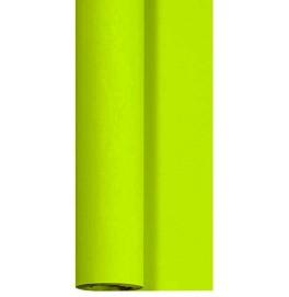 Скатерть DUNICEL 1,18 х 10 м банкетная в рулонах. Цвет: киви. 1 штука