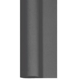 Скатерть DUNICEL 1,25 х 10 м банкетная в рулонах. Цвет: серый гранит. 1 штука
