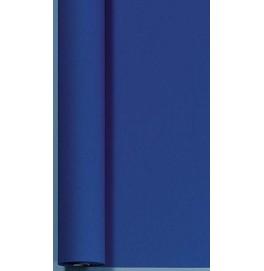 Скатерть DUNICEL 1,18 х 5 м банкетная в рулонах. Цвет: темно-синий. 1 штука