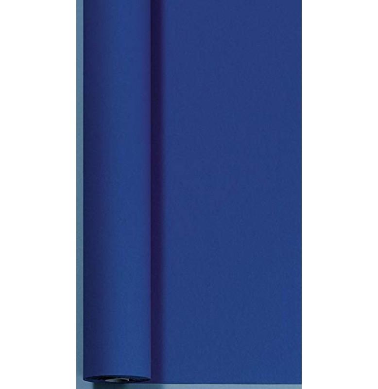 Скатерть DUNICEL 1,25 х 25 м банкетная в рулонах. Цвет: темно-синий. 1 штука