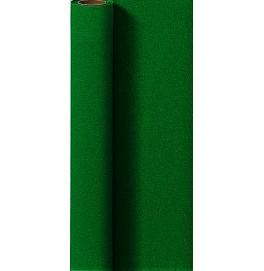 Скатерть DUNICEL 1,25 х 10 м банкетная в рулонах. Цвет: темно-зелёный. 1 штука