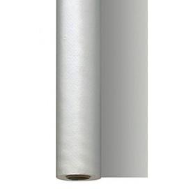 Скатерть DUNISILK 1,18 х 25 м с водоотталкивающим покрытием. Цвет: LINNEA WHITE. 1 штука