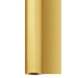 Скатерть DUNISILK 1,20 х 25 м с водоотталкивающим покрытием. Цвет: золото. 1 штука