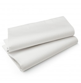 Скатерть Evolin бумажная. Размер: 1.27 х 1.27 м. Цвет: Белый. 1 штука