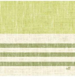 Скатерть (наперон) DUNICEL 84 х 84 см, дизайнерские. Цвет: RAYA KIWI. 1 штука