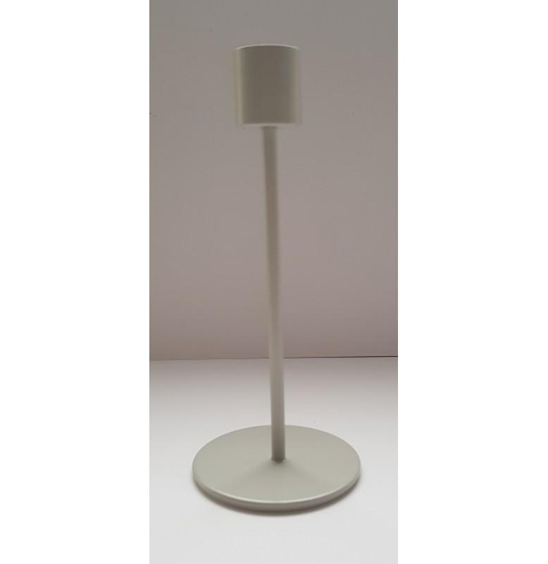 Подсвечник металлический. Цвет: Soft Grey, металл, 1 штука.160х70